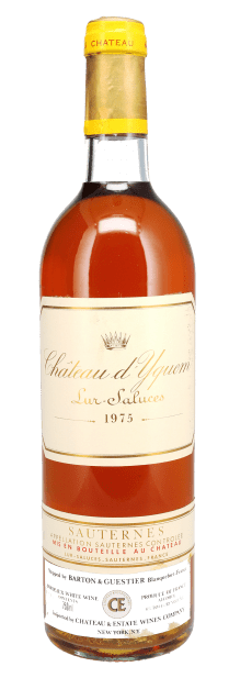 1975 Chateau d'Yquem 750ml
