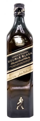 Johnnie Walker Blended Scotch Whisky Double Black 750ml