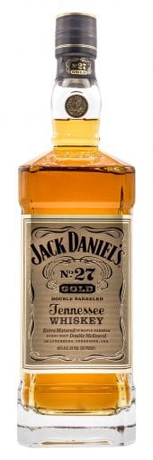 Jack Daniel's Whiskey No. 27 Gold 750ml