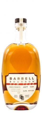 Barrell Bourbon Bourbon Whiskey New Year 2019 Edition 750ml
