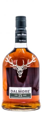 Dalmore Single Malt Scotch Whisky 15 Year Old 750ml