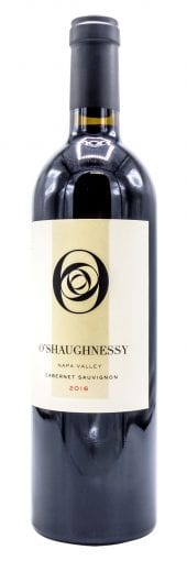 2016 O'Shaughnessy Cabernet Sauvignon Howell Mountain 750ml