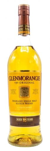 Glenmorangie Single Malt Scotch Whisky 10 Year Old 750ml