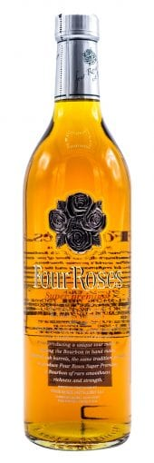Four Roses Bourbon Whiskey Super Premium 750ml