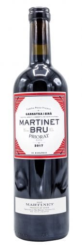 2017 Mas Martinet Priorat Martinent Bru 750ml