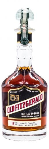 Old Fitzgerald Bourbon Whiskey 15 Year Old 750ml