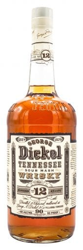 George Dickel Whiskey #12 1L