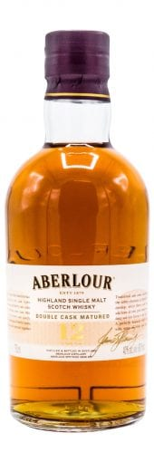 Aberlour Single Malt Scotch Whisky 12 Year Old 750ml