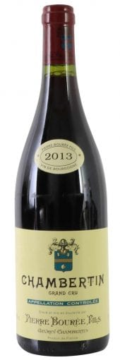 2013 P. Bouree Chambertin 750ml