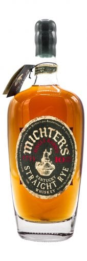 Michter's Rye Whiskey 10 Year Old 750ml