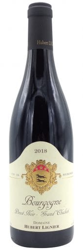 2018 H. Lignier Bourgogne Rouge Grand Chaliot 750ml