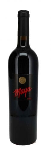 1993 Dalla Valle Red Maya 750ml