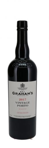 2017 Graham's Vintage Port 750ml